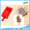 Прессформа мороженного силикона качества еды формы нашивки