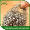 Scourer en mousse en acier inoxydable Balle en acier inoxydable
