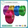 filés élevés colorés de ténacité du polypropylène 840d utilisés pour tisser et tricoter