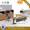 2.2m moderner Büro-Möbel-verbilligter Direktionsbüro-Schreibtisch (HX-6M038)