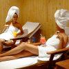 Печать хлопка качества поставщика Китая/вышивка белые Терри/полотенце ванны гостиницы велюра