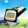 Contrôleur de remplissage solaire de batterie de PWM double avec le mètre de distant d'affichage à cristaux liquides