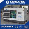 60Hz молчком 40kw генератор 50 kVA тепловозный с китайским двигателем