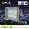 Luz à prova de explosões do diodo emissor de luz, UL Dlc