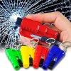 2 в 1 инструменте избежания непредвиденный миниого автомобиля спасения резца ремня безопасности выключателя стекла окна автомобиля молотка безопасности автоматического Life-Saving