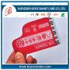 Personalizada Personalización Impresión Tarjeta Transparente para Negocios