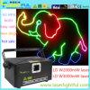 2W RVB dans 1 diode laser Lazer Animation Effect Show