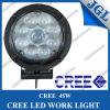 45W CREE redondo LED que conduce la luz del trabajo del trabajo Lamp/LED de Light/LED