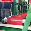 Aço laminado a alta temperatura galvanizado da placa do material de construção de aço da bobina