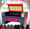 Doppelte Kopf-Laser-Ausschnitt-Maschine
