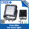 CREE 60W LED Fog Light per Offroad/Tractor/Boat/Truck