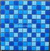 Mosaico de cristal de la piscina del diseño del modelo de mosaico (HSP312)