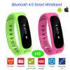 OLED 전시 고품질 Bluetooth 도매 지능적인 팔찌 (H9)