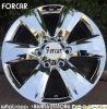 アルミ合金はトヨタのためのクロムトラックの車輪に縁を付ける