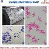 Blumen-Drucken-Farbe beschichtete Galvalume-Stahlring