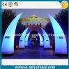 De hete Gebeurtenis van de Verkoop, de Opblaasbare Pijler Nr 12401 van de Decoratie van de Club met LEIDEN Licht voor Verkoop