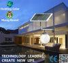 Lâmpada solar solar IP65 com controle de luz inteligente