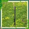 Poteau de clôture en plastique réutilisé 4