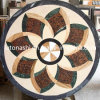 Stone de marbre Floor Waterjet Medallion pour Home/Interior Tile Decoration
