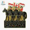 Cavalryman de Canadá do esmalte do preço de China Lapel feito sob encomenda do Pin da borboleta do bom