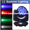 19PCS*10W RGBW PR Lighting Moving Heads met Zoom
