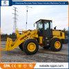 Bauernhof-Maschinerie 4WD Paylader 3 Tonnen-Rad-Ladevorrichtung