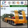 Directe Fabriek 3 Semi Aanhangwagen van de Vrachtwagen van het Bed van Assen 60tons de Lage