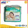 Os produtos quentes por atacado de China vendem por atacado o tecido descartável do bebê