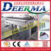 PVC de WPC que hace publicidad del estirador del tablero/de la cadena de producción/de la máquina