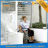세륨을%s 가진 Disabled People를 위한 중국 Hydraulic Home Elevator Lift