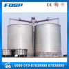 Flat profesional Bottom Grain Silo para Sale