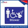 Тактильное Toilet Signs с Standard Braille