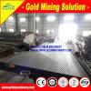 Línea portable del procesamiento de minerales de la pequeña escala de la capacidad grande para la venta