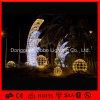 Art-Garten-Motiv-Leuchte der Straßen-Dekoration-LED helle neue