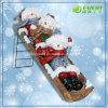 Décoration de maison de &Slide de trois bonhommes de neige (NF3600102)