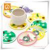 Coaster de Starbucks/esteira/Placemat transparentes do copo para a promoção