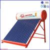 58 * 1800 del tubo de vacío para no Presión del agua de calefacción solar