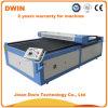 25 mm de acrílico del plexiglás 150W láser de CO2 máquina de corte