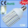 12W de LEIDENE SMD3528 Lamp van het Pakhuis met Ce RoHS (est-bulb12w-02)