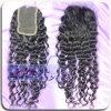 Enredo y vertiendo libremente 3X5 Primavera Curl brasileño de la Virgen del pelo del cordón de cierre!