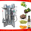 Máquina fría del petróleo de la prensa del coco del cacahuete de la nuez del sésamo pequeña