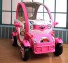 Le véhicule électrique du gosse, conduite sur le véhicule, véhicule de RC