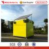 태양 전지판을%s 가진 10ft/20ft 장비 대피소