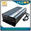 2000W DC12V/24V al inversor de la apagado-Red de AC220V/230V/240V con la UPS de la carga