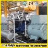 CHP 100kw에 의하여 출력된 전기 및 히이터는 힘을 재생한다