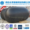 Floating inflable Pneumatic Rubber Fender para Marine, Ship, Boat
