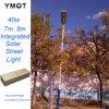 40W 7m 8m integrierte Solarstraßenlaterne