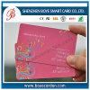 Carnet de socio elegante sin contacto popular de RFID