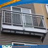 ASTM DIN 강철 난간 강철은 방호벽을 가로장으로 막는다