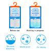 Colgando del absorbedor de humedad desecante de aire de adsorción
